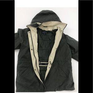 London Fog Rain Jacket/ Warmer XL